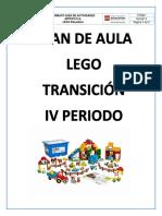 Plan de Aula Lego Cuarto Periodo