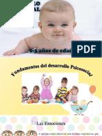 Expo Desarrollo Psicosocial-DeSARROLLO DEL NIÑO