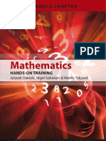 NCV2 Mathematics Hands-On Training 2010 Syllabus - Sample chapter