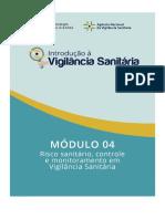 Módulo 4 – Risco sanitário, controle e monitoramento em Vigilância Sanitária.pdf