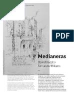 Kozak Williams 2017- Medianeras-Plot