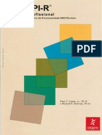 NEO PI-R Manual