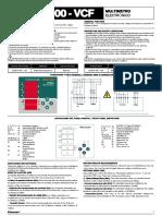 ecras 100-vcf manual