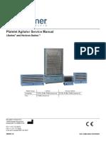 Manual de Servicio_Agitador de Plaquetas- Helmer