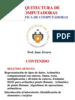 2ArqComp_Aritmética de Computadoras
