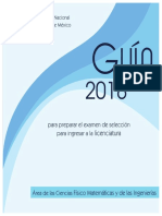 Guia UNAM 2018 Area Ciencias Fisico Matematicas y de Ingenierias.pdf
