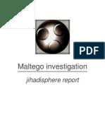 Jihadisphere Report