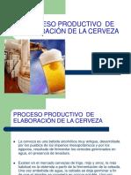 Proc. Cerveza parte 1