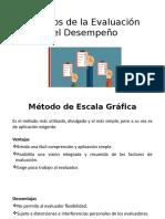 Presentación Métodos de Evaluación Del Desempeño-FINAL
