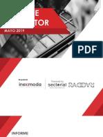 Informe Especial Textil y Confecciones May 2019