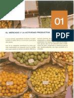 Tema 01 - El Mercado y La Actividad Productiva
