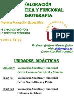 Unidad IV. Tema III. Marcha Normal y Patológica.