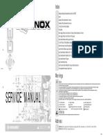 General Music Equinox Service Manual