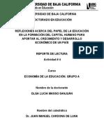 Masso#4 Curso Economía de La Educación