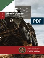 Mfe 3-0 Operaciones