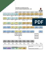 Plan de Estudios 201510