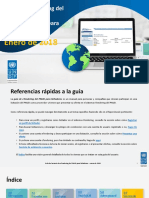 Spanish UNDP ETendering Guide for Bidders - Finalized Feb 14 2018