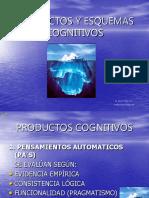 Productos,Procesos y Esquemas Cognitivos