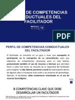PERFIL DE COMPETENCIAS CONDUCTUALES DEL FACILITADOR.pptx