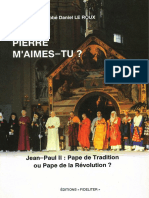 Pierre m'ames tu?