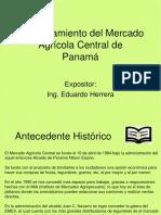 Funcionamiento Del Mercado Agricola Central de Panama