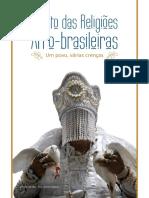 Cartilha Direitos Das Religioes Afrobrasileiras