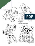 Hulk Caracteristicas y debilidades