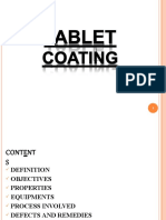 Tablet Coating Process