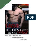 Serie - Ensillado y Montado 1 - Controlando El Pasado (Carol Lynne)