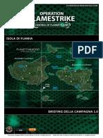 IT Flamia Island Campaign Briefing