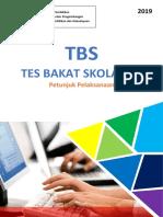 Juklak+TBS+2019