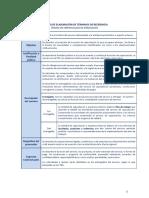 TDR-modelo de Peticion