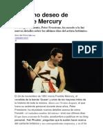 El Último Deseo de Freddie Mercury