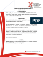 Peu Uninavarra PDF