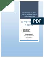 Hipertencion Portal