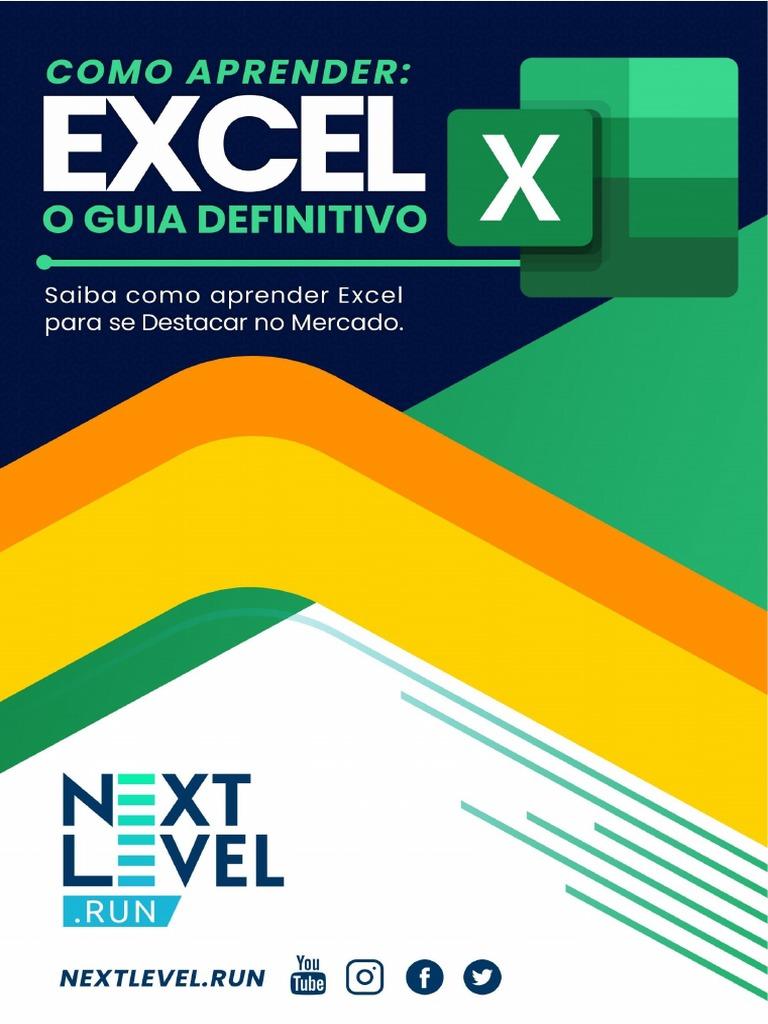 Livro ComoAprenderExcel GuiaDefinitivo PorThiagoTerra PDF ...