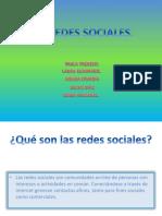 redes socialres