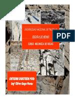 Mecanica de Rocas y Macizo Rocozo_Ponencia 1