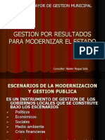 Ayacucho Gestion Por Resultados 2