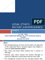 Legal Ethics Presentation
