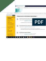 Archivo Evidenicia Dos