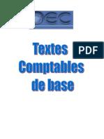Texte Comptable Base