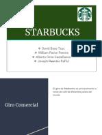 Empresa Starbucks