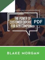 0.Blake Morgan b2b Customer Experience eBook EU TRADUZIDO
