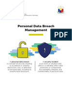 Data Breach Management