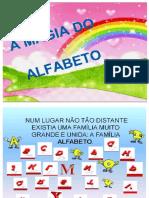 História Ilustrada- A Magia Do Alfabeto