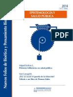 3 Primeras Influencias en Salud Publica
