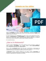 La autonomía en los niños.docx