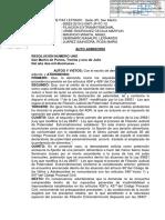 Exp. 06823-2019-0-0907-JP-FC-10 - Resolución - 156575-2019