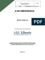 Doc-043 Plan Emergencias